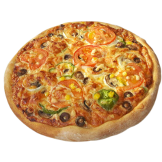 Fasting Pizza