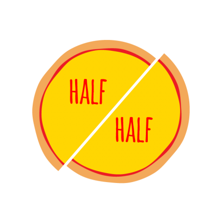 Half & Half - Small