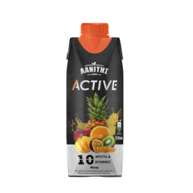 Active Juice (10 fruit) 330ml