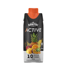 Active Juice (10 fruit)