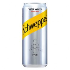 Schweppes - Soda Water